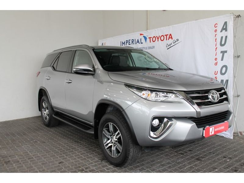 2018 Toyota Fortuner 2.4GD-6 RB Auto Western Cape Brackenfell_0