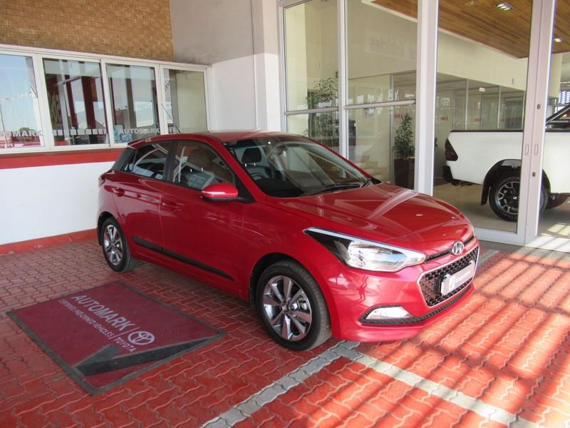 2017 Hyundai i20 1.4 Fluid Gauteng Centurion_0