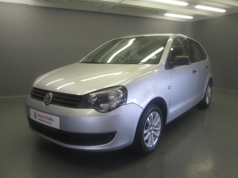 2014 Volkswagen Polo Vivo 1.6 Trendline 5Dr Western Cape Tokai_0