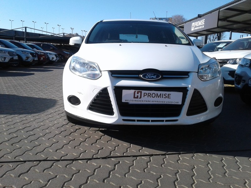2013 Ford Focus 1.6 Ti Vct Ambiente 5dr  Gauteng Roodepoort_0