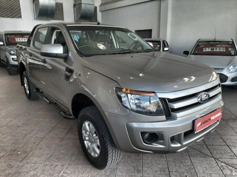 2015 Ford Ranger 2.2tdci Xls Pu Dc  Gauteng Menlyn_0