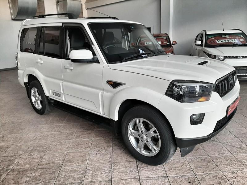 2018 Mahindra Scorpio 2.2 M HAWK 4X4 8 Seat Gauteng Menlyn_0
