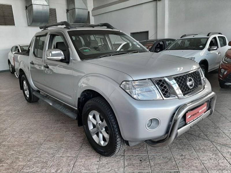 2016 Nissan Navara 2.5 Dci Le 4x4 At Pu Dc  Gauteng Menlyn_0