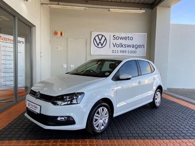 2020 Volkswagen Polo Vivo 1.4 Comfortline 5-Door Gauteng Soweto_0