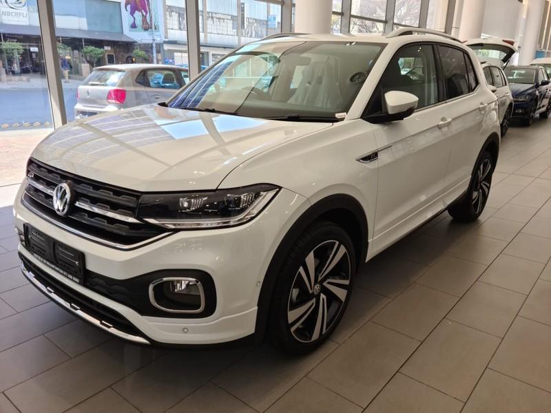 2020 Volkswagen T-Cross 1.5 TSI R-Line DSG Gauteng Johannesburg_0