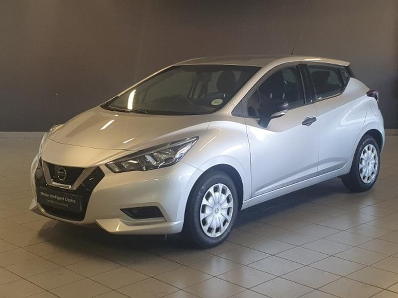 2019 Nissan Micra 900T Visia Gauteng Alberton_0