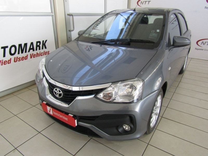2020 Toyota Etios 1.5 Xs 5dr  Limpopo Groblersdal_0