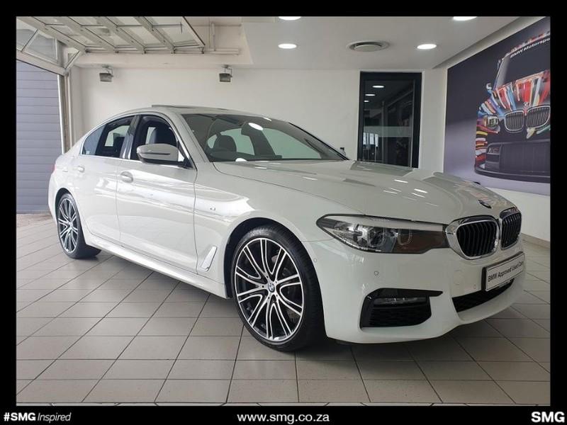 2019 BMW 5 Series 520d M Sport Western Cape Tygervalley_0