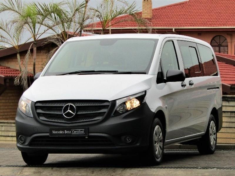 2020 Mercedes-Benz Vito 111 1.6 CDI Tourer Kwazulu Natal Margate_0