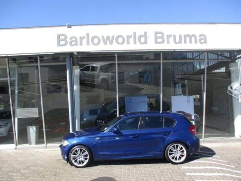 2009 BMW 1 Series 120d Sport At e87  Gauteng Johannesburg_0