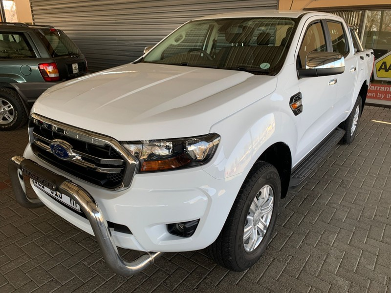 2020 Ford Ranger 2.2TDCi XLS Double Cab Bakkie Mpumalanga Secunda_0