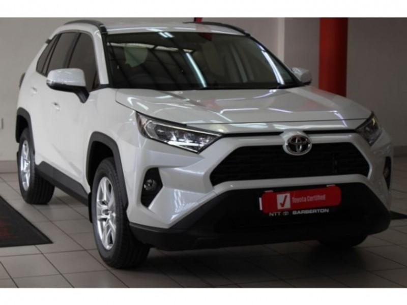 2020 Toyota Rav 4 2.0 GX CVT Mpumalanga Barberton_0