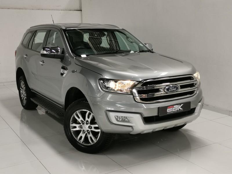 2015 Ford Everest 3.2 XLT 4X4 Auto Gauteng Johannesburg_0