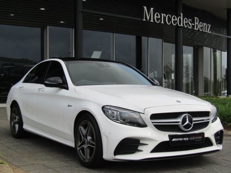 2018 Mercedes-Benz C-Class AMG C43 4MATIC Kwazulu Natal Umhlanga Rocks_0