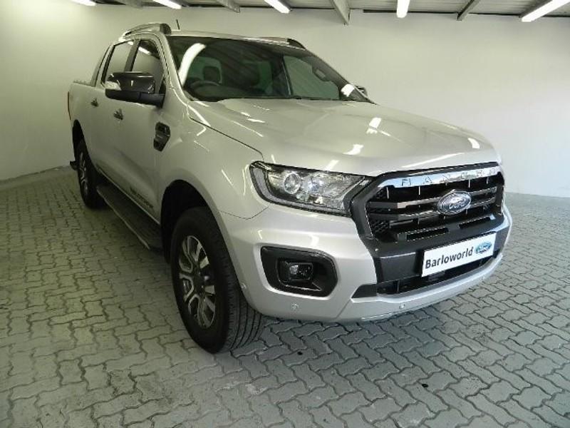 2019 Ford Ranger 2.0TDCi WILDTRAK 4X4 Auto Double Cab Bakkie Western Cape Cape Town_0