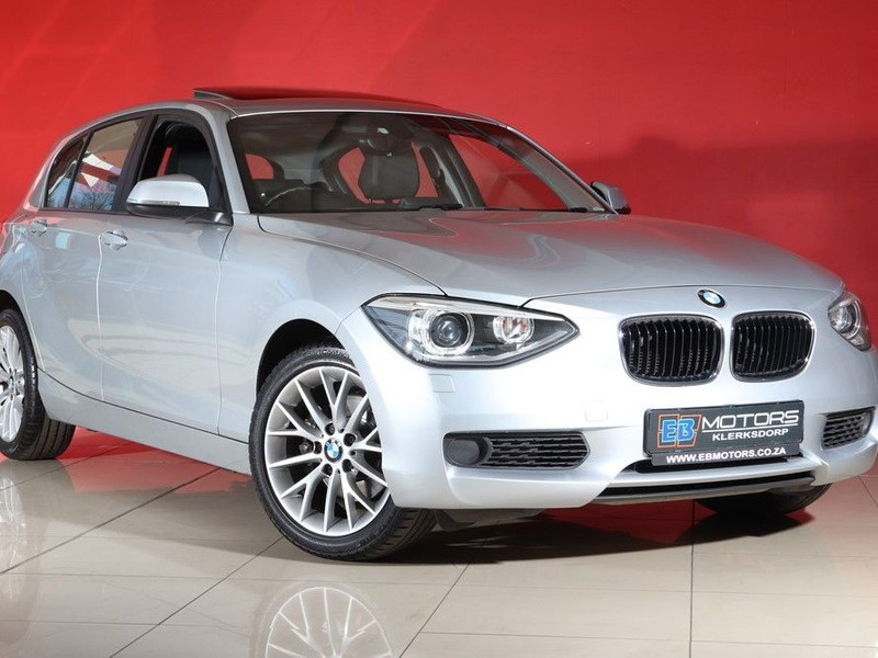 2015 BMW 1 Series 118i 5dr At f20  North West Province Klerksdorp_0