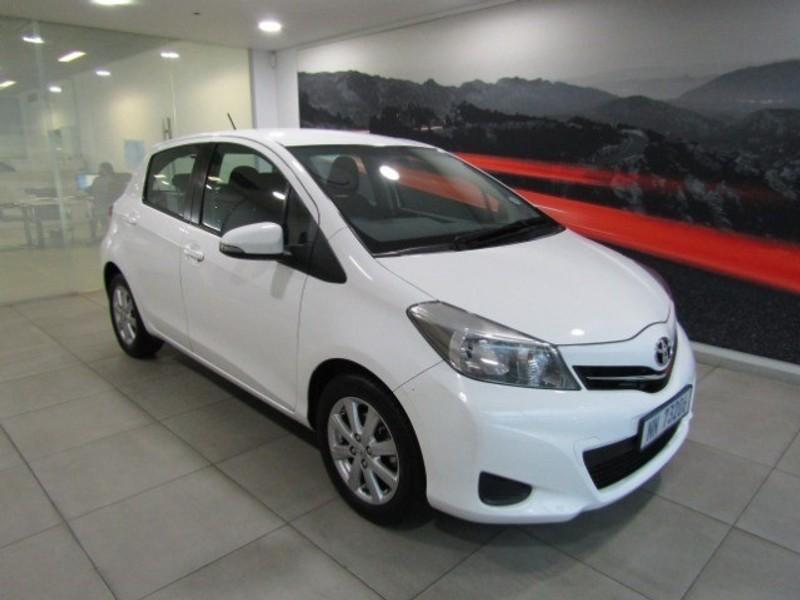 2014 Toyota Yaris 1.3 CVT 5-Door Kwazulu Natal Pietermaritzburg_0