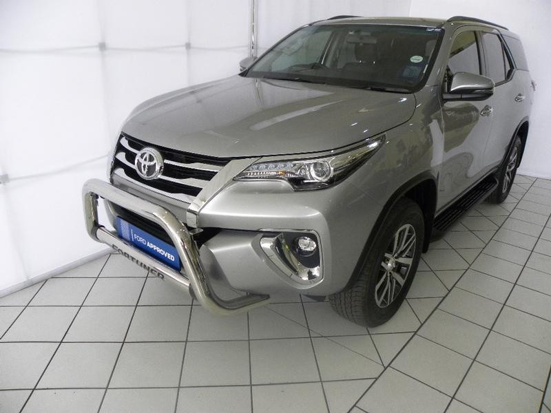 2018 Toyota Fortuner 2.8GD-6 4X4 Auto Gauteng Springs_0