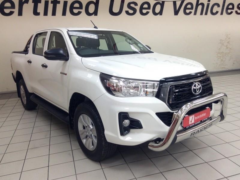 2020 Toyota Hilux 2.4 GD-6 SRX 4X4 Auto Double Cab Bakkie Limpopo Tzaneen_0