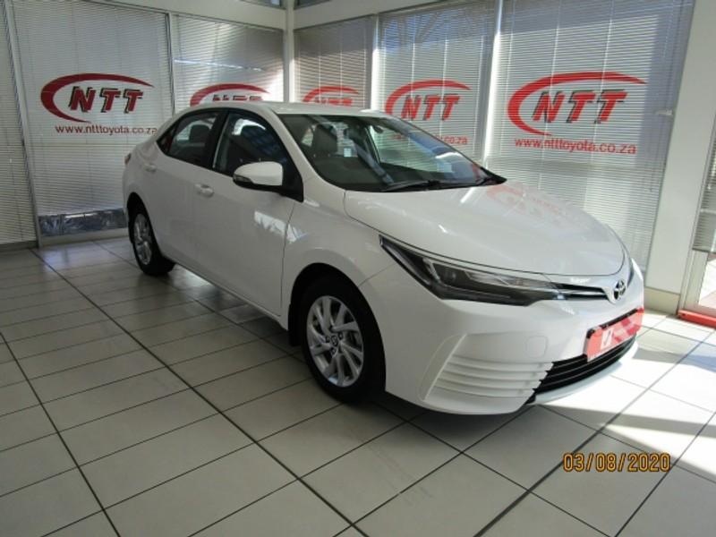2020 Toyota Corolla Quest 1.8 Exclusive Mpumalanga Hazyview_0