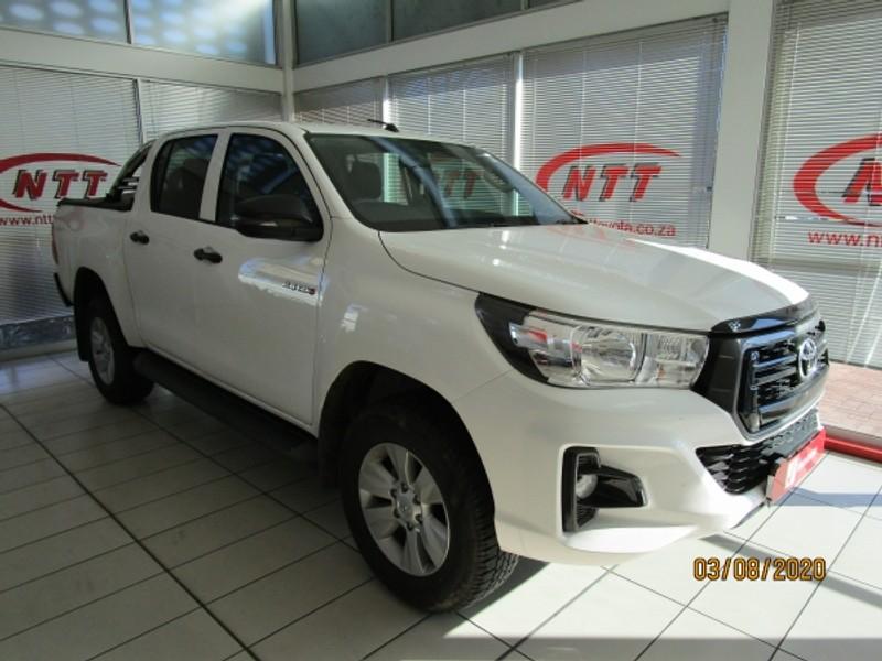 2020 Toyota Hilux 2.4 GD-6 SRX 4X4 Auto Double Cab Bakkie Mpumalanga Hazyview_0