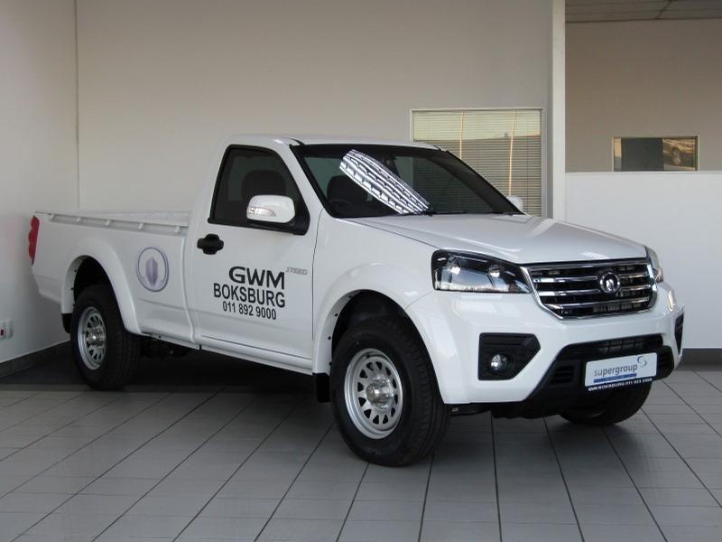 2020 GWM Steed 5 2.0 WGT SV Single Cab Bakkie Gauteng Johannesburg_0