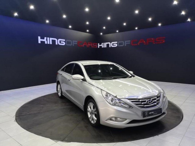 2013 Hyundai Sonata 2.4 Gls Executive At  Gauteng Boksburg_0