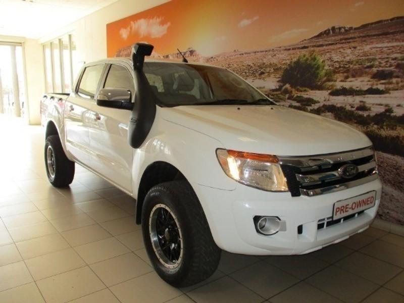 2012 Ford Ranger 3.2tdci Xlt 4x4 At Pu Dc  Gauteng Magalieskruin_0