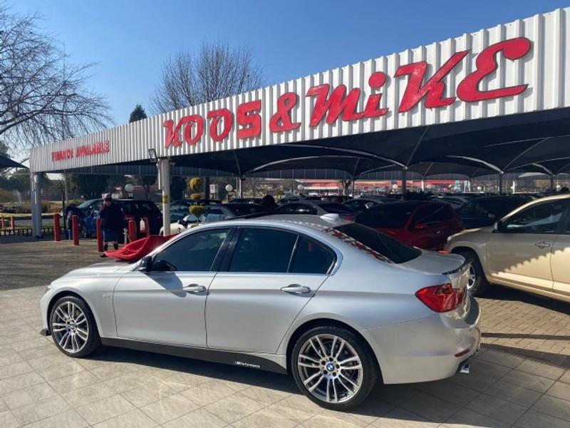 2012 BMW 3 Series 320i f30  Gauteng Vanderbijlpark_0