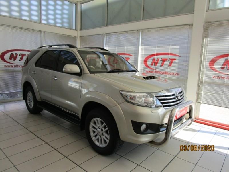 2013 Toyota Fortuner 3.0d-4d Rb  Mpumalanga Hazyview_0