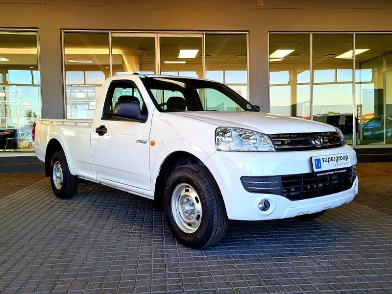 2020 GWM Steed 5 2.2 MPi Workhorse Single Cab Bakkie Gauteng Johannesburg_0