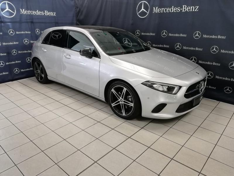 2019 Mercedes-Benz A-Class A 200 Auto Western Cape Claremont_0
