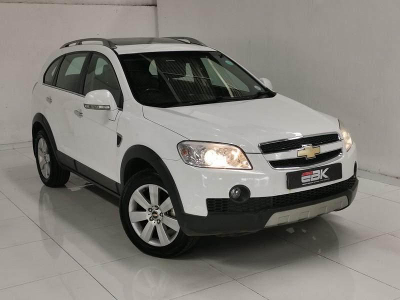 2010 Chevrolet Captiva 2.0d Ltz 4x4  Gauteng Johannesburg_0