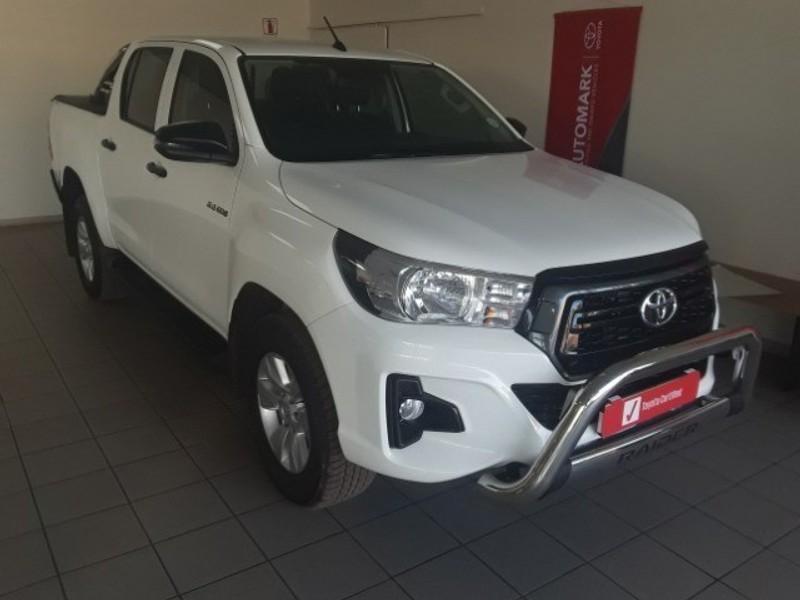 2020 Toyota Hilux 2.4 GD-6 RB SRX Auto Double Cab Bakkie Northern Cape Postmasburg_0