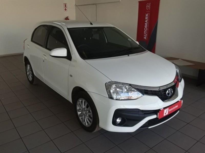 2020 Toyota Etios 1.5 Xs 5dr  Northern Cape Postmasburg_0