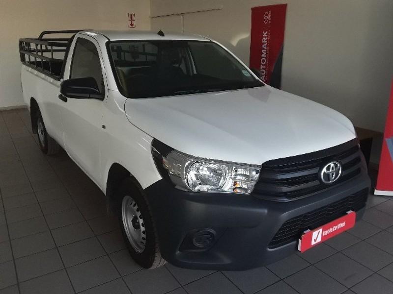 2020 Toyota Hilux 2.0 VVTi AC Single Cab Bakkie Northern Cape Postmasburg_0