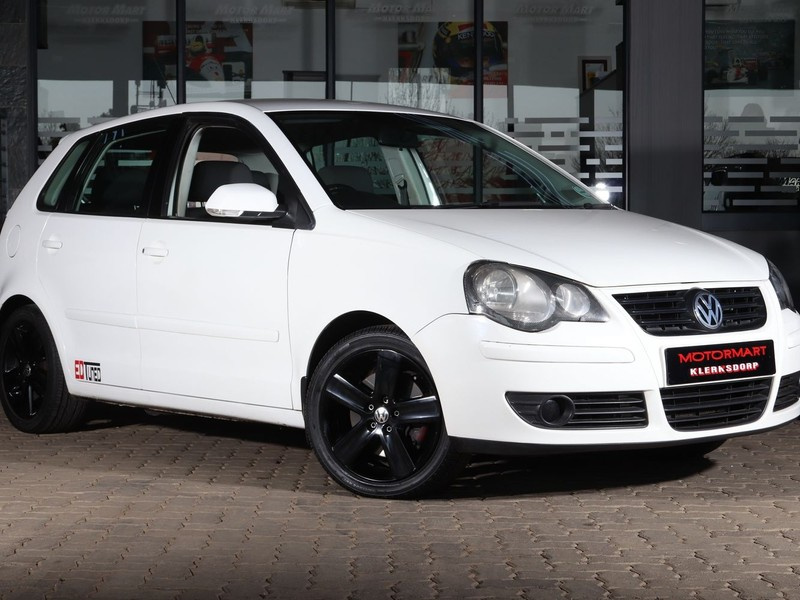 2009 Volkswagen Polo 1.9 Tdi Highline 96kw  North West Province Klerksdorp_0