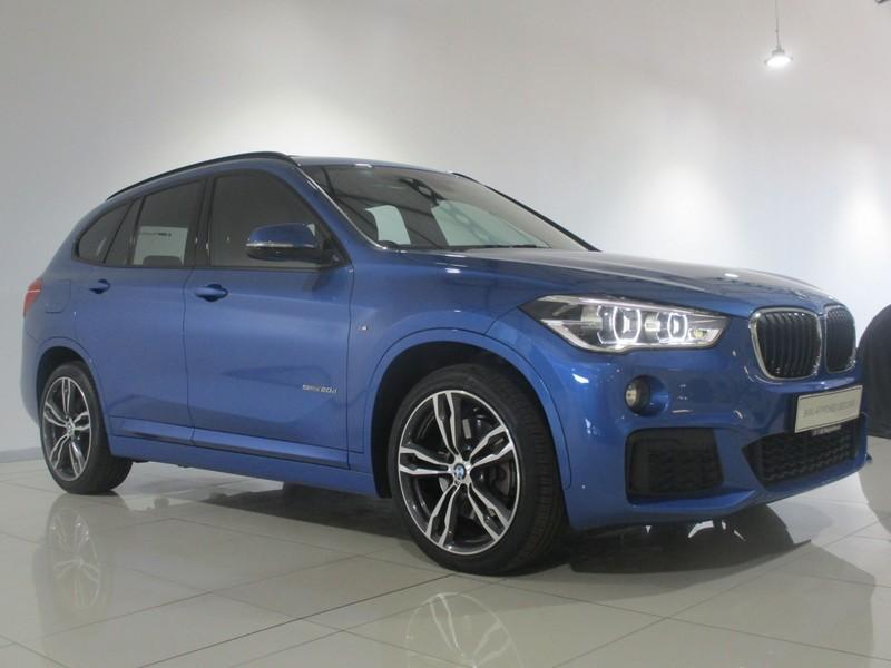 2016 BMW X1 sDRIVE20d M Sport Auto Kwazulu Natal Pietermaritzburg_0