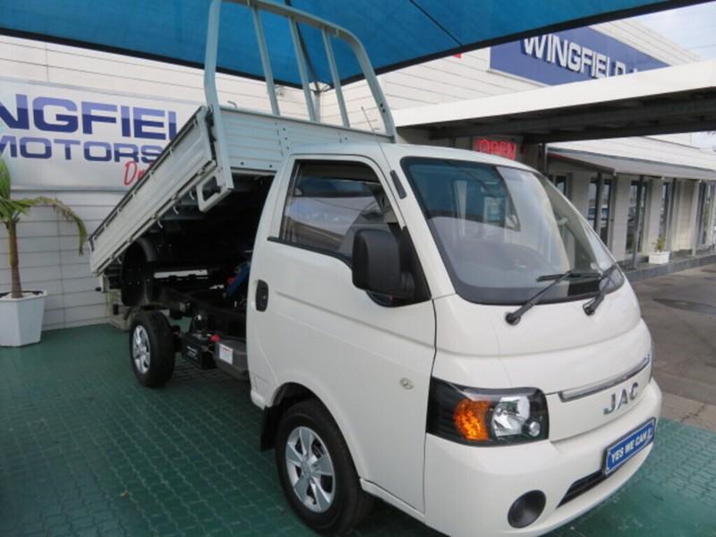 2020 JAC X200 200S 2.8TD 1.5TON SC TIP Western Cape Cape Town_0