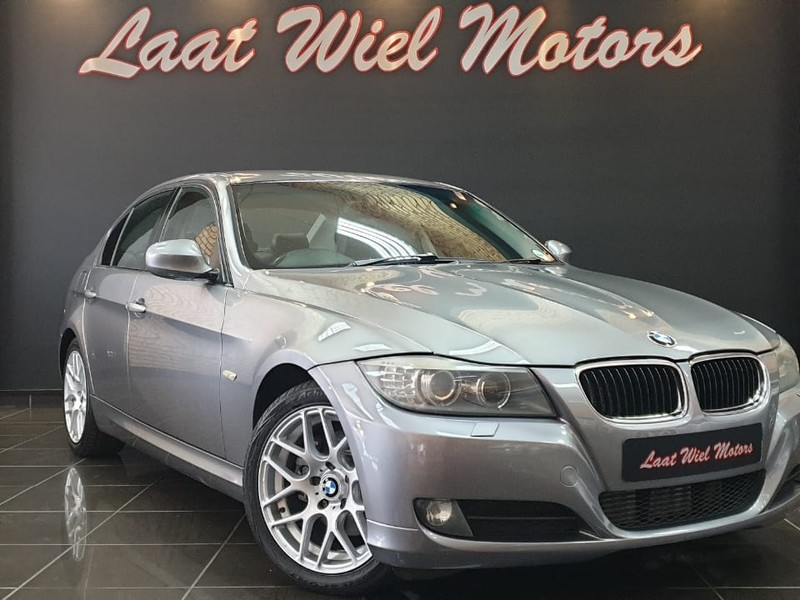 2010 BMW 3 Series 320d At e90  Mpumalanga Middelburg_0
