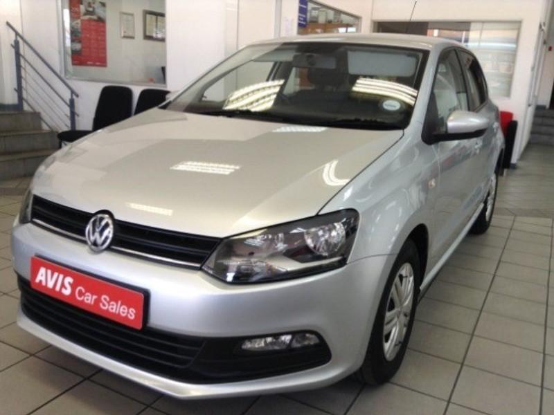 2019 Volkswagen Polo Vivo 1.6 Comfortline TIP 5-Door Free State Bloemfontein_0