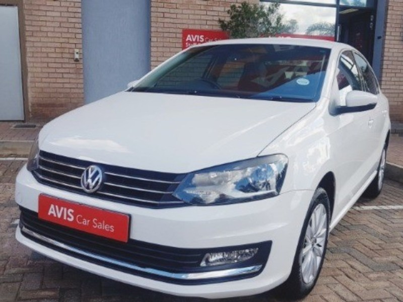 2019 Volkswagen Polo GP 1.5 TDi Comfortline Gauteng Johannesburg_0
