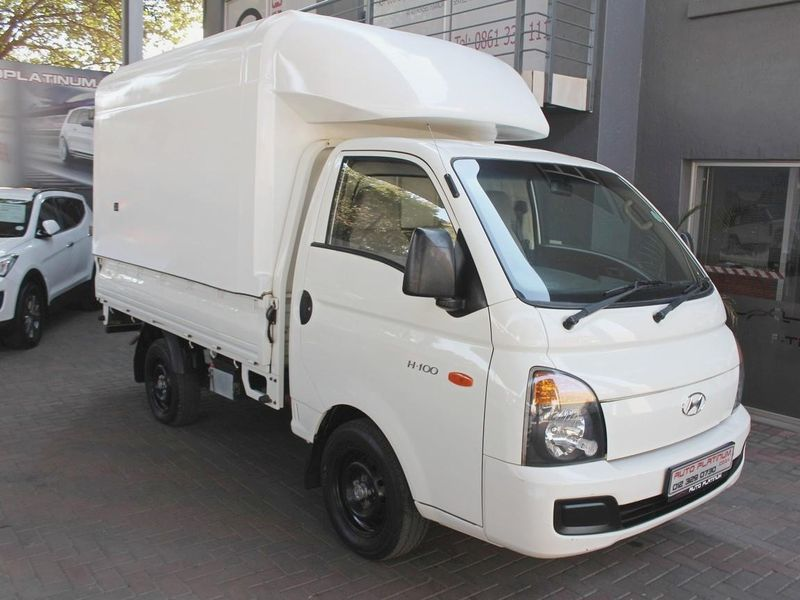 2013 Hyundai H100 Bakkie 2.6d Fc Ds  Gauteng Pretoria_0