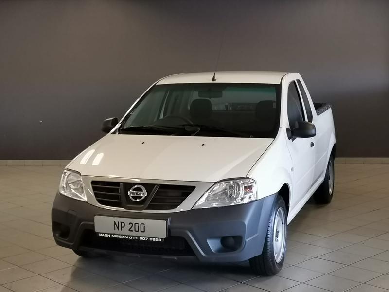 2020 Nissan NP200 1.6  Pu Sc  Gauteng Alberton_0