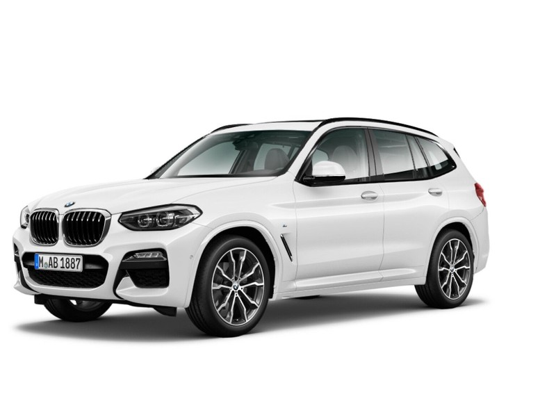 2019 BMW X3 xDRIVE 20d M-Sport G01 Western Cape Tygervalley_0