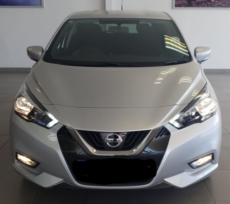 2020 Nissan Micra 900T Acenta Kwazulu Natal Ladysmith_0