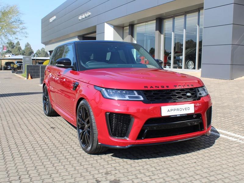 2018 Land Rover Range Rover Sport 5.0 V8 SC SVR Kwazulu Natal Pietermaritzburg_0