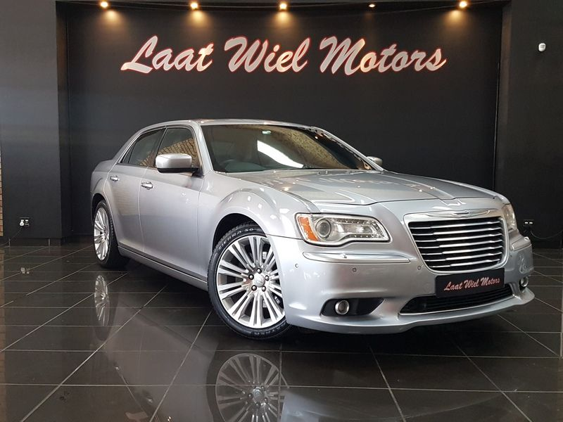2013 Chrysler 300C 3.6l Lux At  Mpumalanga Middelburg_0