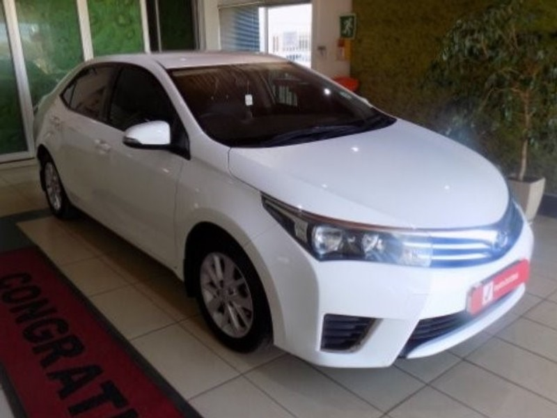 2015 Toyota Corolla 1.3 Prestige Northern Cape Kuruman_0