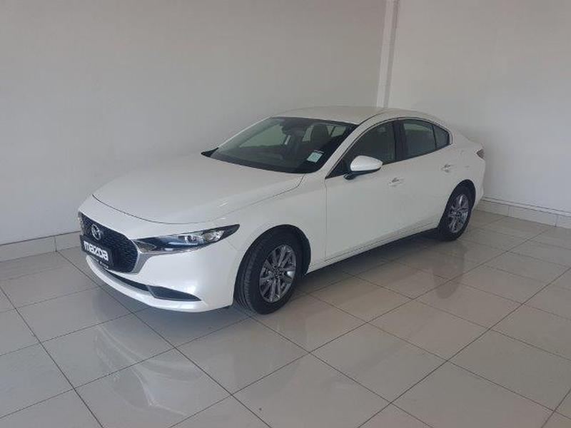 2020 Mazda 3 1.5 Active Gauteng Boksburg_0